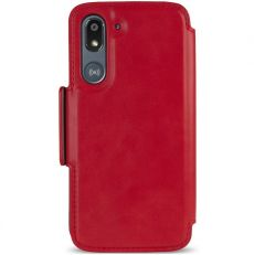 Doro 8050 Wallet Case red