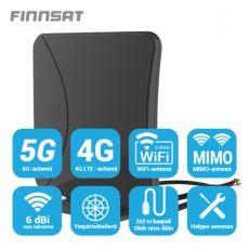 Finnsat 4G/5G-sisäantenni 4-6 dBi FS1300