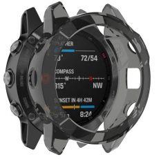LN TPU-suoja Garmin Fenix 6X/6X Pro black