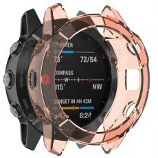 LN TPU-suoja Garmin Fenix 6X/6X Pro orange