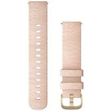 Garmin ranneke 245/645/Vivomove/Venu nailon pink