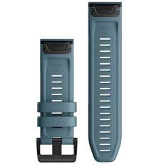 Garmin Fenix 3/5X/6X ranneke silikoni indigo