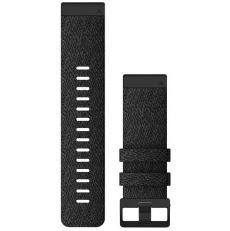Garmin Fenix 3/5X/6X ranneke nylon black