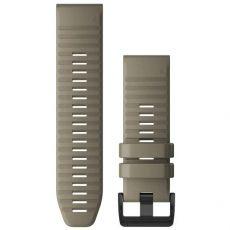 Garmin Fenix 3/5X/6X ranneke silikoni clay