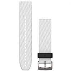 Garmin Fenix 5/6/935/945 ranneke silikoni white