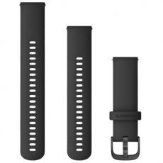 Garmin Vivoactive 4 ranneke silikoni black