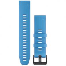 Garmin Fenix 5/5 Plus /935/945 ranneke silikoni blue
