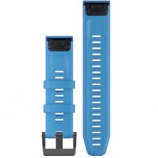 Garmin Fenix 5/6/935/945 ranneke silikoni blue