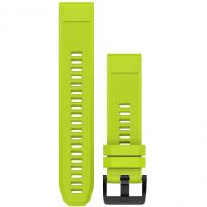 Garmin Fenix 5/6/935/945 ranneke silikoni yellow