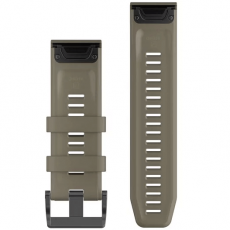 Garmin Fenix 3/5X/6X ranneke silikoni grey