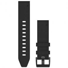 Garmin Fenix 5/5 Plus /935/945 ranneke nahka black