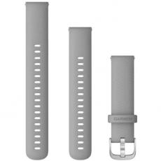 Garmin ranneke Vivomove 3S/Vivoactive 4S grey