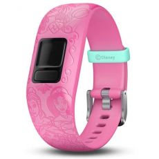 Garmin Vivofit jr. 2 vaihtoranneke Princess Pink