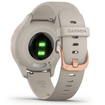 Garmin Vivomove 3S 39mm Sand