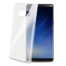 Celly Samsung Galaxy Note 8 läpikuultava TPU-suoja