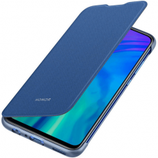 Honor 20 Lite Flip Cover blue