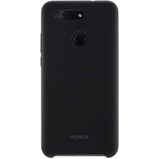 Honor View 20 Silicon Case Black