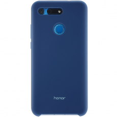 Honor View 20 Silicon Case Blue