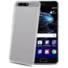 Celly läpinäkyvä TPU-suoja Huawei P10