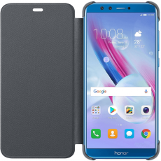 Huawei Honor 9 Lite Flip Cover Black