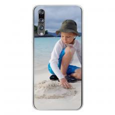 TPU-suoja omalla kuvalla Huawei P20 Pro