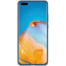 Huawei P40 Pro Silicone Cover blue