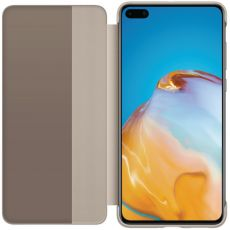 Huawei P40 Smart View Cover khaki