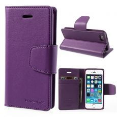 Goospery iPhone 5/5S/SE Sonata-kotelo purple