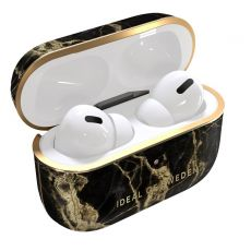 Ideal Case Apple AirPods Pro golden smoke marble