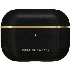 Ideal Case Apple AirPods Pro golden jet black croco