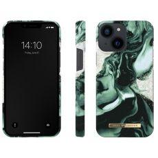 iDeal Fashion suojakuori Apple iPhone 13 Mini golden olive marble