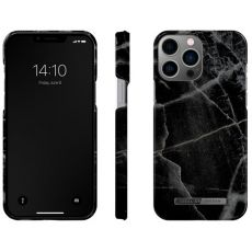 iDeal Fashion suojakuori Apple iPhone 13 Pro Max black thunder marble