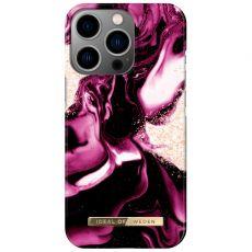 iDeal Fashion suojakuori Apple iPhone 13 Pro golden ruby marble