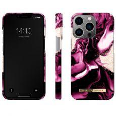 iDeal Fashion suojakuori Apple iPhone 13 Pro Max golden ruby marble