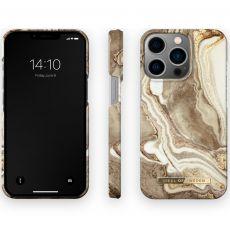iDeal Fashion suojakuori Apple iPhone 13 Pro golden sand marble