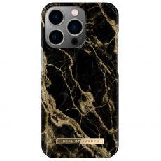 iDeal Fashion suojakuori Apple iPhone 13 Pro golden smoke marble