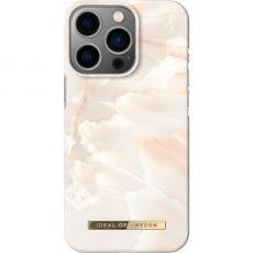 iDeal Fashion suojakuori Apple iPhone 13 Pro Max rose pearl marble