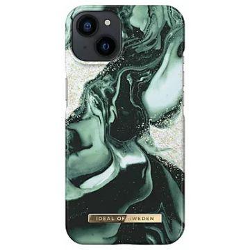iDeal Fashion suojakuori Apple iPhone 13 golden olive marble