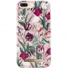 Ideal Fashion Case iPhone 6/6S/7/8 Plus vintage tulips