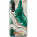 iDeal Fashion Case Huawei P30 golden jade marble