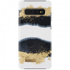 Ideal Fashion Case Galaxy S10+ gleaming licorice