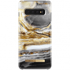 Ideal Fashion Case Galaxy S10+ outer space agate