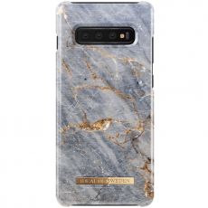 Ideal Fashion Case Galaxy S10+ royal grey marble