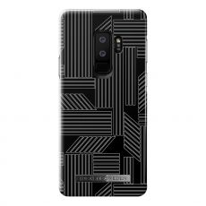 Ideal Galaxy S9+ Fashion Case geometric puzzle