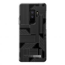 Ideal Galaxy S9+ Fashion Case geometric puzzle