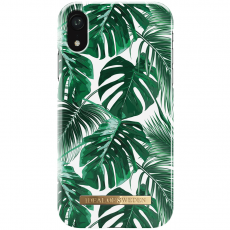 Ideal Fashion Case iPhone Xr monstera jungle