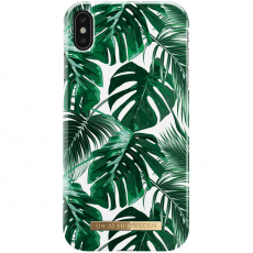 Ideal Fashion Case iPhone Xs Max monstera jungle