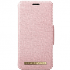 Ideal Fashion Wallet iPhone Xr pink
