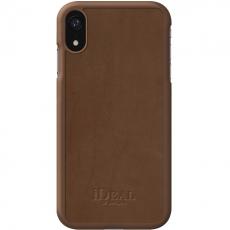 Ideal Como Case iPhone Xr brown