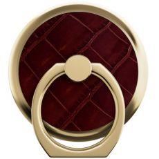 Ideal Magnetig Ring Mount croco claret